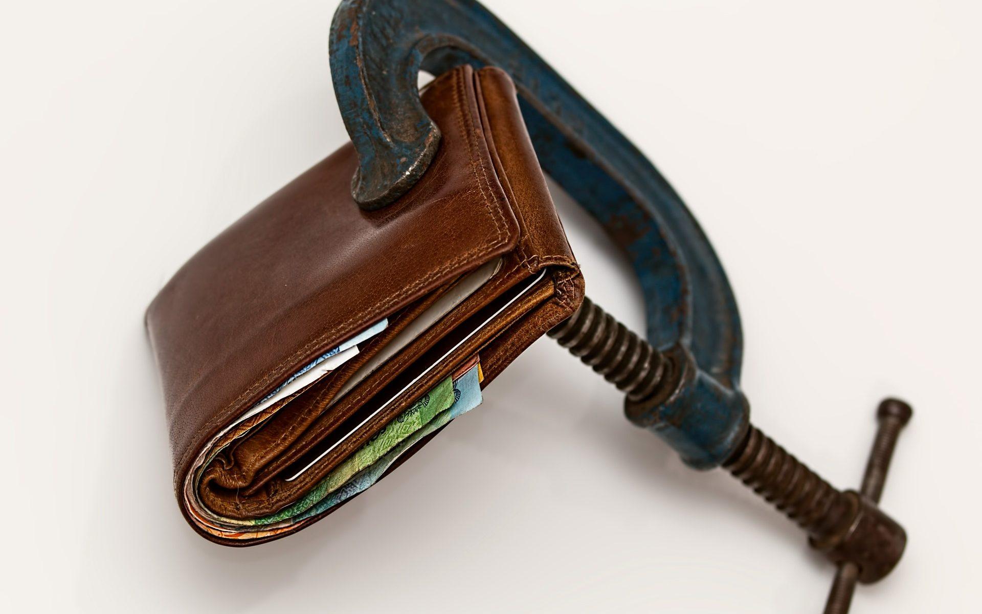 portefeuille alfa bewind bij financiele problemen
