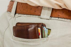 Portemonnee Controle over Financiën